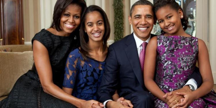 Entramos en la nueva casa de los Obama en Washington