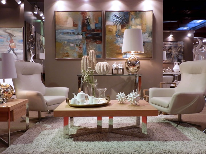 ultimos ambientes en decoración presentados en intergift 2019