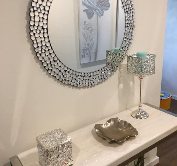 Decorar con espejos de diseño