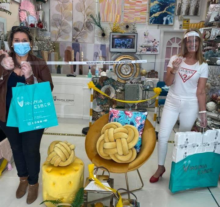 con Yolanda Verdugo