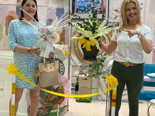 Con Cristina Peralta García