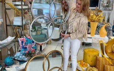 espejos que decoran y dan la vida