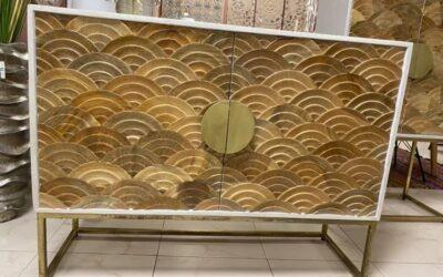 muebles en madera de mango