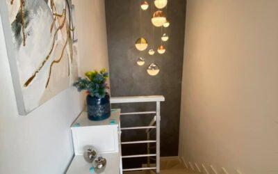 Renueva decora y cambia el look de tus escaleras